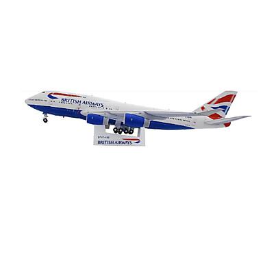 3D-puzzels Bouwplaat Papierkunst Modelbouwsets Vierkant Vliegtuig 3D DHZ Hard Kaart Paper Klassiek Unisex Geschenk
