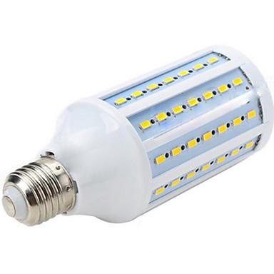 13W E27 أضواء LED ذرة 84 المصابيح SMD 5730 أبيض دافئ 1200-1400lm 3000K AC 220-240V
