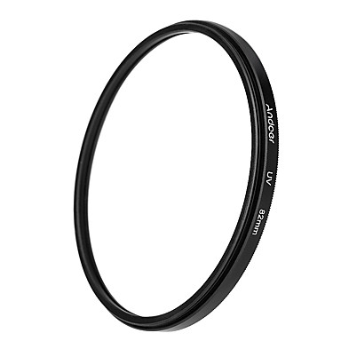 andoer® 82mm uv CPL ND8 pak circulaire polarisator filters filter ND8 neutral density tas Nikon canon Pentax Sony DSLR