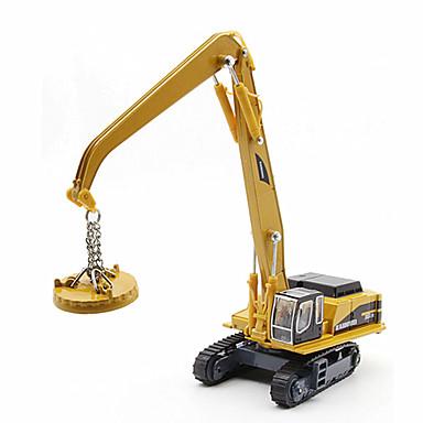 Speelgoedtrucks & Constructievoertuigen Speelgoedauto's 1:87 Kunststoffen Metaallegering Unisex Kinderen Speeltjes Geschenk