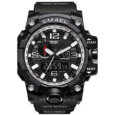 Heren Smart horloge Modieus horloge Polshorloge Unieke creatieve horloge Digitaal horloge Sporthorloge Militair horloge Dress horloge