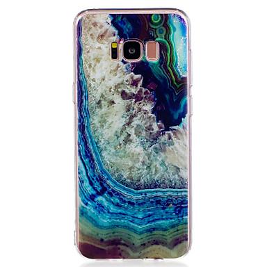 hoesje Voor Samsung Galaxy S8 Plus S8 Patroon Achterkant Marmer Zacht TPU voor S8 Plus S8 S7 edge S7 S6 edge S6
