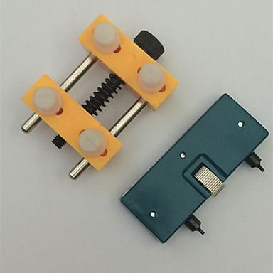 Uhr-Reparatur-Werkzeug-Kit einstellbare Rückseite Fallöffner Abdeckung Entferner Schraube Uhrmacher offene Batterie