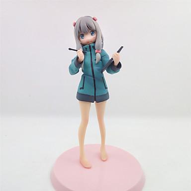 Anime Action-Figuren Inspiriert von Cosplay Cosplay PVC 20cm CM Modell Spielzeug Puppe Spielzeug Unisex