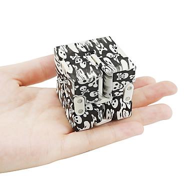 Oneindige kubus Fidgetspeeltjes Anti-stress Speeltjes Vierkant Kunststoffen Stuks Heren Dames Geschenk