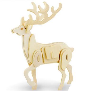 3D - Puzzle Holzpuzzle Spielzeuge Dinosaurier Tier 3D Insekt Tiere Holz keine Angaben Stücke