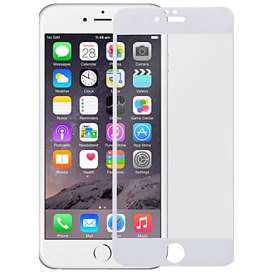 Ecran protector Apple pentru iPhone 6s Plus iPhone 6 Plus Sticlă securizată 1 piesă Ecran Protecție Întreg Anti- Amprente Rezistent la