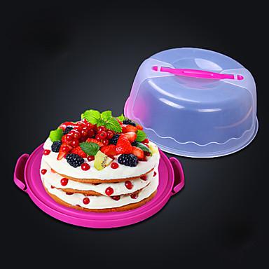 1 Stuk Cake Moulds Nieuwigheid Dagelijks gebruik Kunststoffen Baking Tool