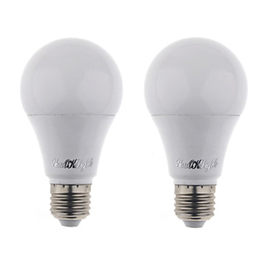 4W Bulb LED Glob 10 led-uri SMD 5730 Alb Rece 350lm 6000K AC 85-265V
