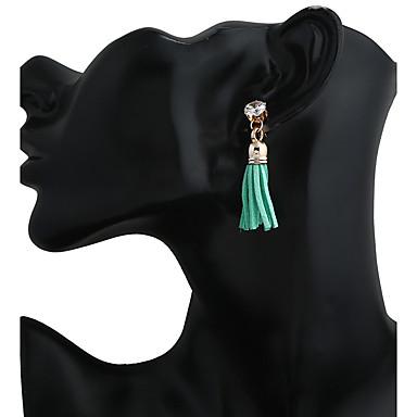 Pentru femei Închizătoare Cercel  Cercei Picătură Cercei Rotunzi  Bohemia Stil Reșină MetalPistol Aliaj Geometric Shape Bijuterii Pentru