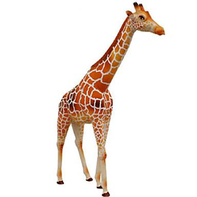 Puzzle 3D Modelul de hârtie Lucru Manual Din Hârtie Μοντέλα και κιτ δόμησης Pătrat Cerb 3D Animale Simulare Reparații Hârtie Rigidă