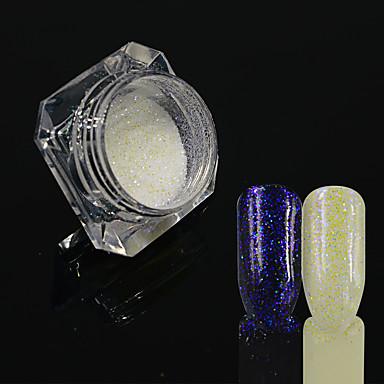 Puder 3-D Klassisch Gute Qualität Alltag Nagel-Kunst-Design