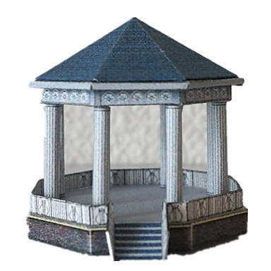 Kit Lucru Manual Puzzle 3D Modelul de hârtie Jucarii Clădire celebru 3D Reparații Ne Specificat Unisex Bucăți
