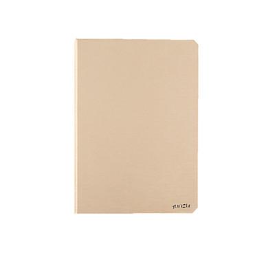 من أجل أغط / كفرات ضد الصدمات مع حامل قلب النوم / الإيقاظ التلقائي كامل الجسم غطاء لون الصلبة قاسي جلد اصطناعي إلى AppleiPad Air 2 iPad