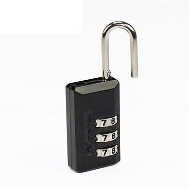 Master-Sperre 646mcnd Passwort freigeschaltet 3-stellige Passwort-Schublade Schloss Dail Lock und Passwort-Sperre