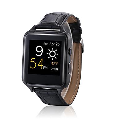 Inteligentny zegarekWodoszczelny Długi czas czuwania Spalone kalorie Krokomierze Video Obsługa multimediów Kontrola głosu Rejestr ćwiczeń