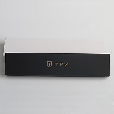 Hoge kwaliteit prachtige zwarte rechthoekige horloge cadeau doos