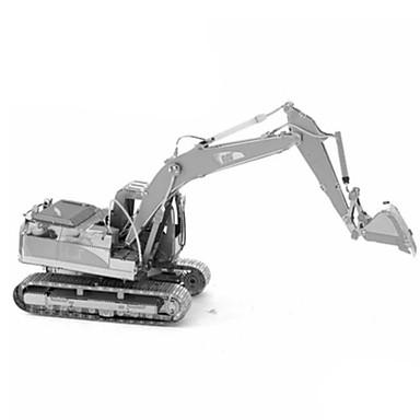 Spielzeug-Autos 3D - Puzzle Metallpuzzle LKW 3D Heimwerken Chrom Metal Klassisch 6 Jahre alt und höher