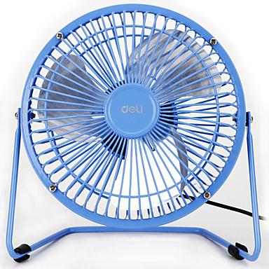 3682 6 inch mini metal material din cauciuc picioare din aluminiu fan ventilator usb ventilator cu cablu de 120 cm