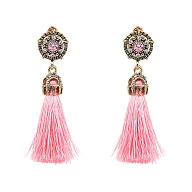 Dames Druppel oorbellen Modieus Bohemia Style Kostuum juwelen Legering Ronde vorm Sieraden Voor Feest