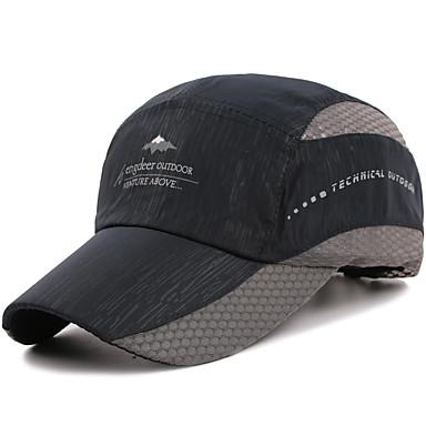 Șapcă Viziere Pălării Unisex Ajustabile / Retractabil Dimensiune Ajustabilă Casul/Zilnic pentru Alergare Ciclism stradal Sporturi de