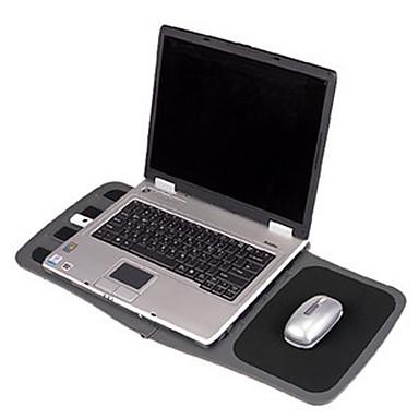 حامل قابل للتعديل حامل مع محول قابلة للطى أجهزة الكمبيوتر المحمول الأخرى ماك بوك لابتوب يدعم شاحن الكل في 1 بلاستيك