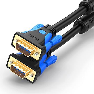 VGA Kabel, VGA to VGA Kabel Male - Male Vergoldetes Kupfer 1.0m (3Ft)