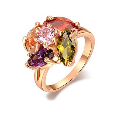 Női Vallomás gyűrűk Divat jelmez ékszerek Ötvözet Ékszerek Kompatibilitás Esküvő
