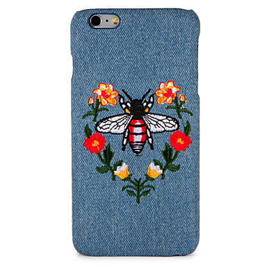 Hoesje voor Apple iPhone 7 plus / 7 cover patroon achterkant hoesje bloem dier harde pc iPhone 6s plus / 6 plus / 6s / 6