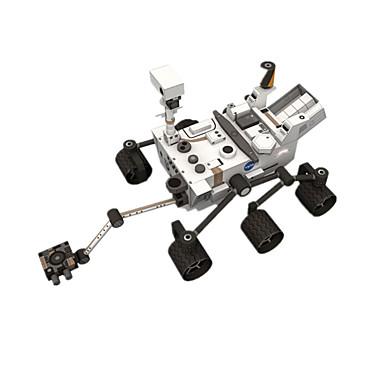 Speelgoedauto's 3D-puzzels Legpuzzel Papierkunst Ruimtevaartuig 3D Simulatie DHZ Unisex Geschenk
