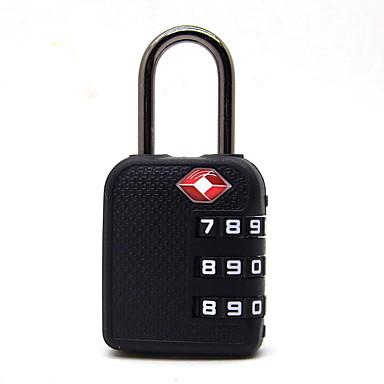 RST-074 Schlösser Kunststoff Passwort freischalten für Werkzeugkasten Fitnessstudio Rollkoffer