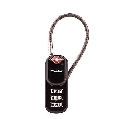 Master-Sperre 4674mcnd Passwort Sperre 4-stelliges Passwort Gepäck Sperre tsa Sperre Dail Lock Passwort Sperre