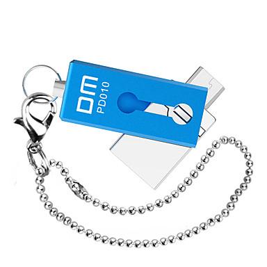 Dm pd010 8g otg usb 2.0 micro usb drehender Blitz-Antrieb u Scheibe für androides cellphone Tablette-PC