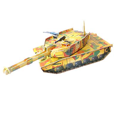 Sets zum Selbermachen 3D - Puzzle Holzpuzzle Spielzeuge Panzer 3D keine Angaben Unisex Jungen Stücke