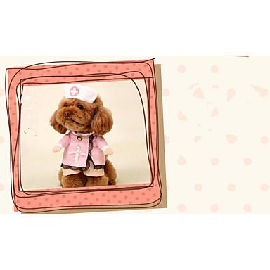 Pisici Câine Costume Îmbrăcăminte Câini Cosplay Marinar Rosu Roz Verde Vânătoresc Costume Pentru animale de companie