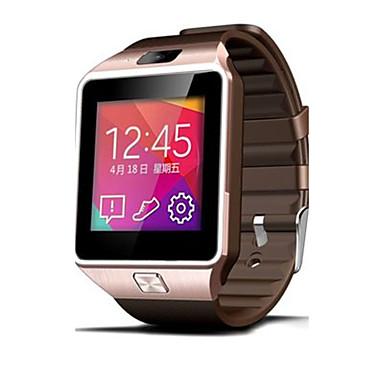 Heren Slim horloge Modieus horloge Digitaal Waterbestendig Rubber Band Zwart Grijs