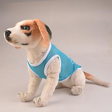 Hund Kapuzenshirts Hundekleidung Lässig/Alltäglich Punkt Gelb Rot Rosa Marineblau Kostüm Für Haustiere