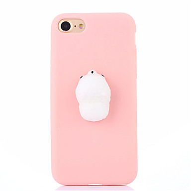 iPhone Fai Custodia Per squishy Fantasia 7 7 retro Apple Plus 3D