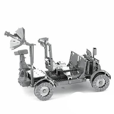 لعبة سيارات قطع تركيب3D تركيب تركيب معدني Train شاحنة 3D اصنع بنفسك الفولاذ المقاوم للصدأ كروم معدن كلاسيكي قطار للجنسين هدية