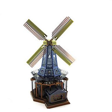 Spielzeug-Autos 3D - Puzzle Holzpuzzle Metallpuzzle Baustellenfahrzeuge Spielzeuge Architektur Heimwerken Chrom Metal keine Angaben Stücke