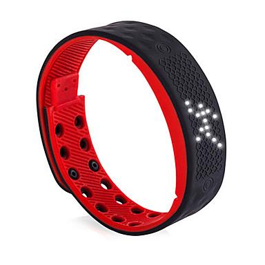 Slimme armband Waterbestendig Lange stand-by Verbrande calorieën Stappentellers Logboek Oefeningen Sportief Multifunctioneel APP Control