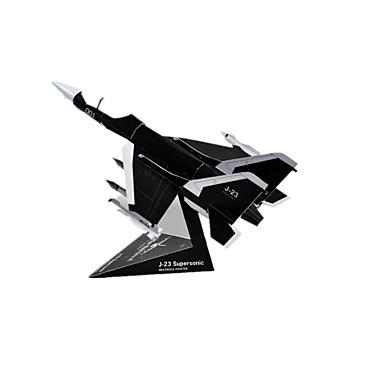 Puzzle 3D Modelul de hârtie Lucru Manual Din Hârtie Μοντέλα και κιτ δόμησης Pătrat Aeronavă 3D Simulare Reparații Hârtie Rigidă pentru