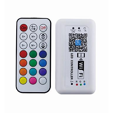 21 cheie wireless rf wifi controler inteligent de control al aplicatiilor cu ios sau sistemul Android (rgb)