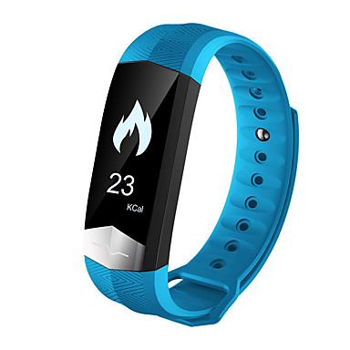 Smart-ArmbandWasserdicht Verbrannte Kalorien Schrittzähler Sport Herzschlagmonitor Touchscreen Distanz Messung Information Kamera