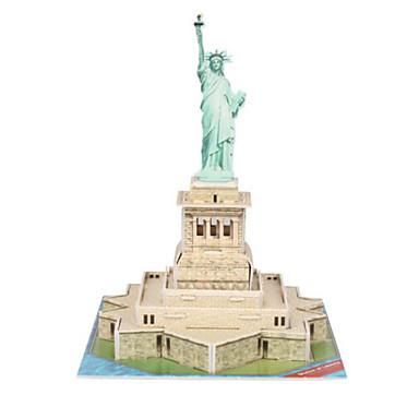 Puzzle 3D Puzzle Modelul de hârtie Jucării Educaționale Arhitectură 3D Animale Hârtie Rigidă pentru Felicitări Unisex Cadou
