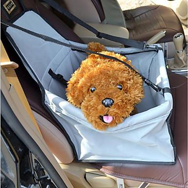 Pisici Câine Portbagaje & rucsacuri de călătorie Animale de Companie  Genţi Transport Impermeabil Respirabil Pliabil Mată Gri Roz