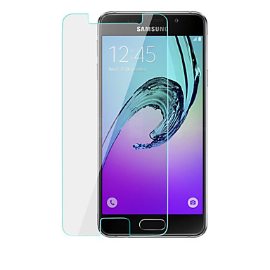 Gehard Glas 9H-hardheid 2.5D gebogen rand High-Definition (HD) Voorkant screenprotector Samsung Galaxy