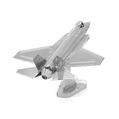 3D - Puzzle Holzpuzzle Metallpuzzle Spielzeuge Kämpfer 3D Heimwerken Edelstahl Metal keine Angaben Stücke