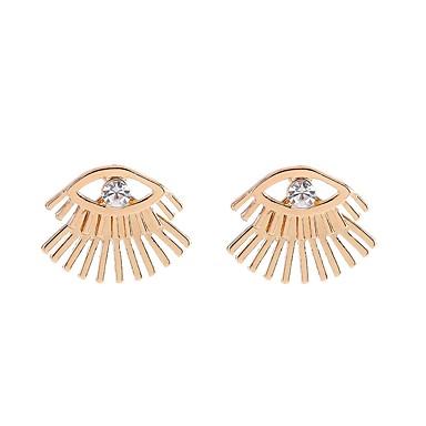 Pentru femei Cercei Stud imitație de diamant La modă Clasic Aliaj Geometric Shape Bijuterii Pentru Petrecere Serată Scenă