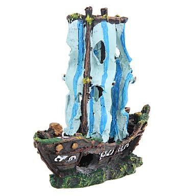 Aquarium Decoratie Ornamenten Hars